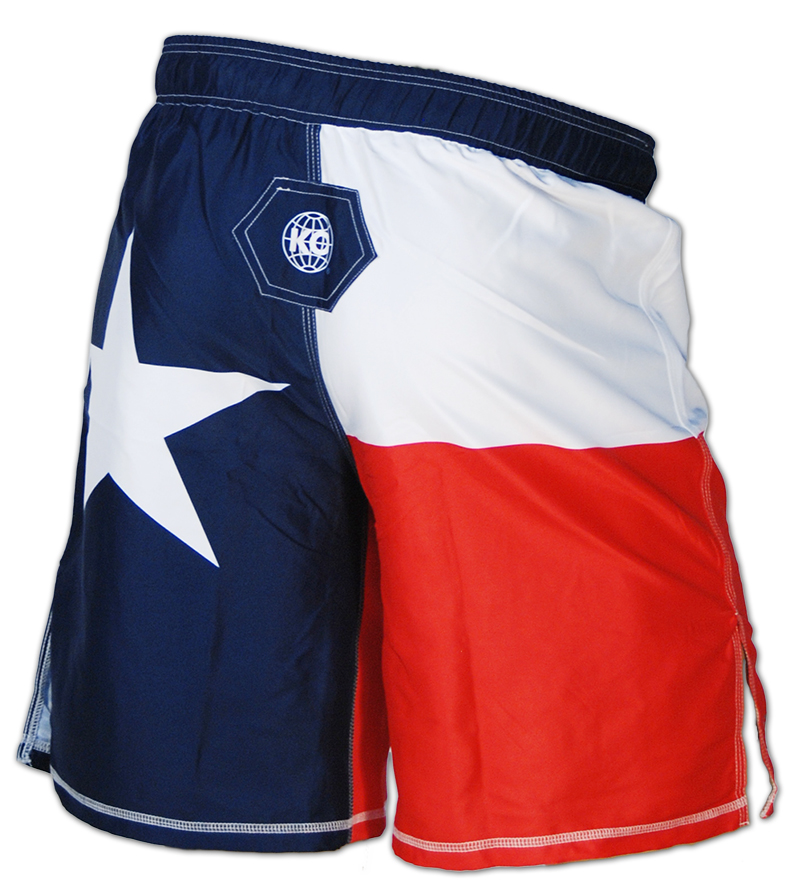 2013 Texas National Team Fight Shorts For Sale