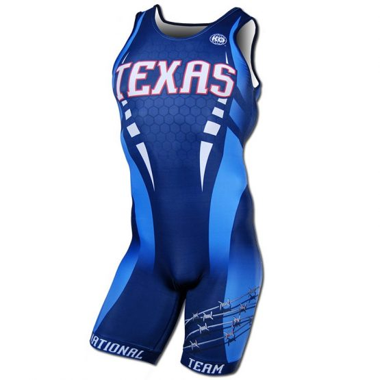 2015 Texas National Team Men's Singlet For Sale