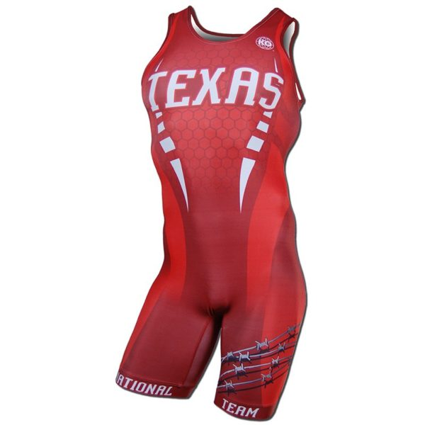 2015 Texas National Team Men's Singlet For Sale